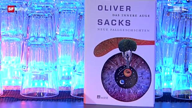 Olliver Sacks «Das innere Auge» im Literaturclub