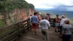 Video «Beim Aussichtspunkt im Pantanal» abspielen