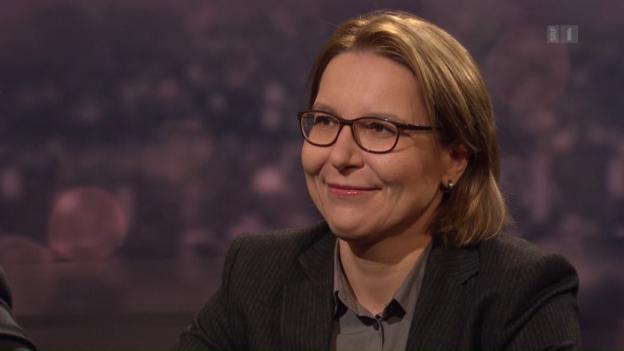Video «Roger Schawinski im Gespräch mit Anna Rose» abspielen