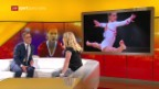 Video «Steingruber im sportpanorama: «Ich fühle mich wohler als Turnerin»» abspielen