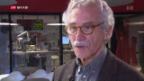 Video «FOKUS: Oswald Sigg – vom Bundesratssprecher zum Utopisten» abspielen