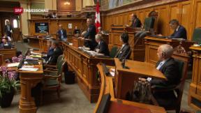 Video «Steuervorlage 17: Grünes Licht für Paketlösung» abspielen