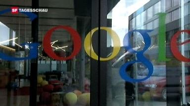 Video «Google eröffnet in Zürich das grösste Forschungszentrum ausserhalb der USA.» abspielen