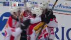 Video «Eishockey: Schweiz - Weissrussland» abspielen