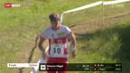 Video «OL-WM: Mitteldistanz der Frauen» abspielen