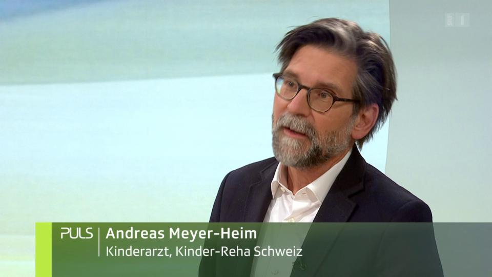 Studio-Gespräch mit Andreas Meyer-Heim