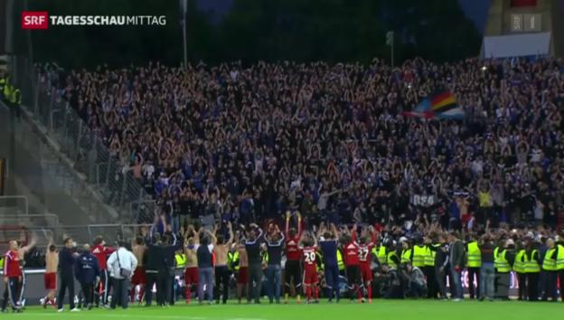 Video «HSV wendet Abstieg ab» abspielen