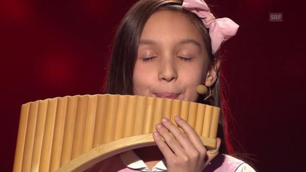 Video «Die musikalischsten Schweizer Talente» abspielen