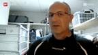 Video «Schuhkönig – hautnah beim Materialchef der Nati» abspielen