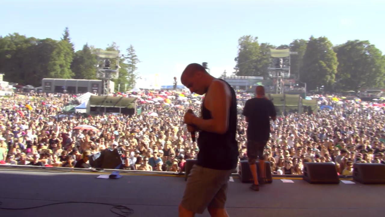 Glanton Gang Konzert vom Gurtenfestival