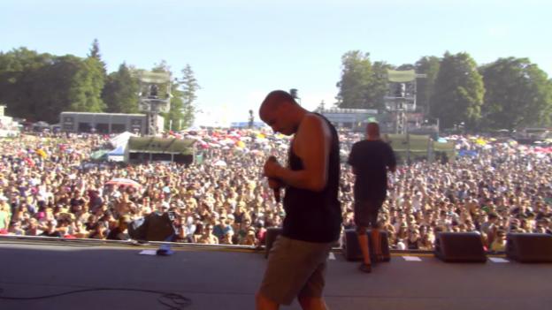 Video «Glanton Gang Konzert vom Gurtenfestival» abspielen