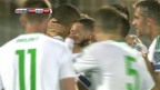 Video «San Marino - Nordirland: Chancen und Tore» abspielen