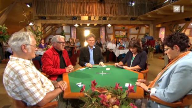 Video ««Samschtig-Jass» vom 20. Oktober 2012» abspielen