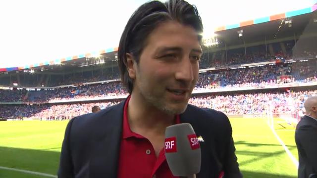 Fussball: Interview mit Murat Yakin