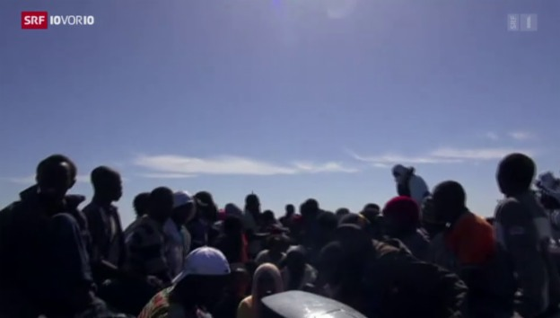 Video «FOKUS: Flüchtlingsströme» abspielen