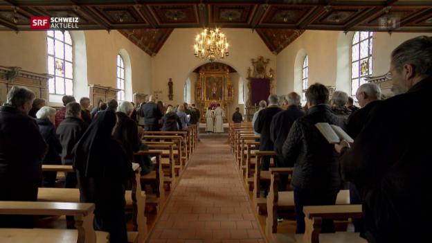 Video «Schweiz aktuell vom 28.04.2017» abspielen