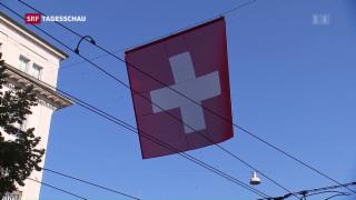 Video ««Genügend» für Schweizer Steueramtshilfe» abspielen