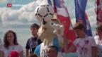 Video «WM stösst in Russland auf mässiges Interesse» abspielen