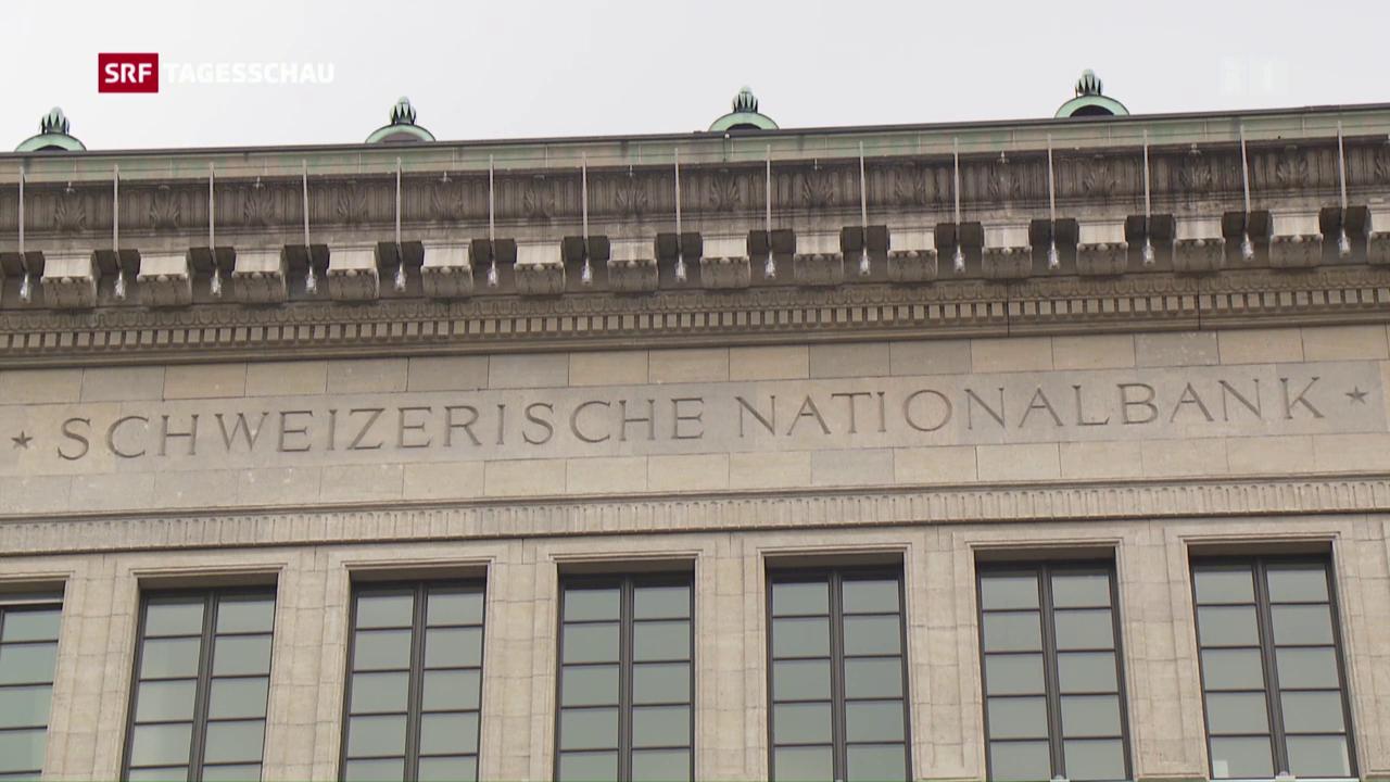 Zinsen in der Schweiz bleiben tief