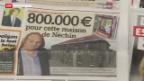 Video «Hollande scheitert mit Reichensteuer» abspielen