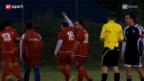 Video «Aktualität: Schiedsrichter im Visier – die Hintergründe eines schwierigen Jobs» abspielen