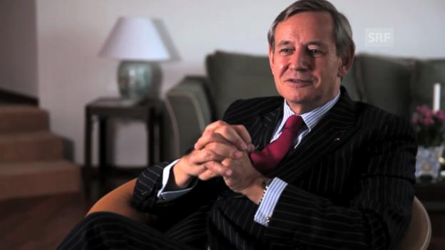 Video «Frank Elbe, Diplomat» abspielen