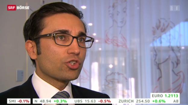 Video «SRF Börse vom 10.01.2013» abspielen