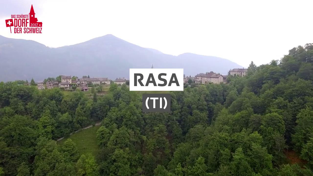 Dorfporträt: Rasa (TI)