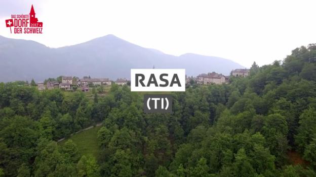 Video «Dorfporträt: Rasa (TI)» abspielen