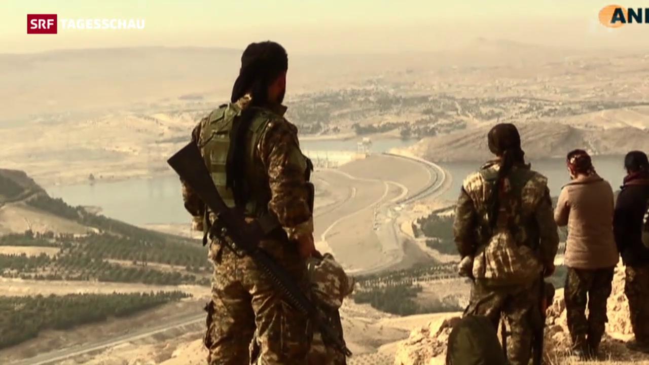 Iraks Anti-IS-Strategie fruchtet