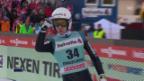 Video «Ammanns guter 1. Sprung in Engelberg» abspielen