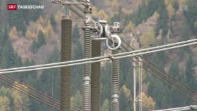 Video «EU stoppt Gespräche zum Stromabkommen» abspielen