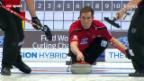 Video «Curling: Schweiz - Russland» abspielen