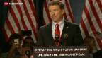 Video «Rand Paul erklärt Kandidatur als US-Präsident» abspielen