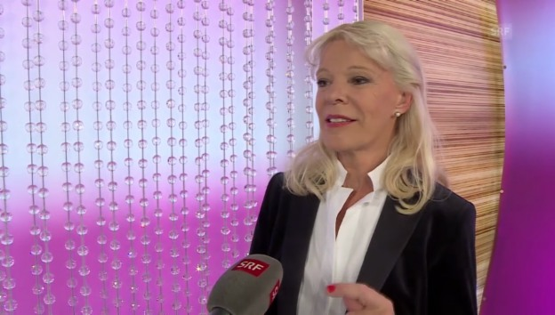 Video «Birgit Steinegger über die Tücken des «glanz & gloria»-Alltags» abspielen