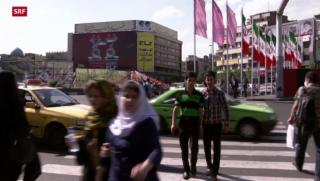 Video «Auswirkungen von Sanktionen im Iran» abspielen