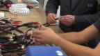 Video «Wie die Schweizer Industrie von Kampfjets profitiert» abspielen
