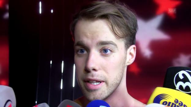 Video «Jason Brügger über seinen Sieg» abspielen