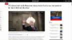 Video «Wer hat was mit den Russen gesprochen?» abspielen