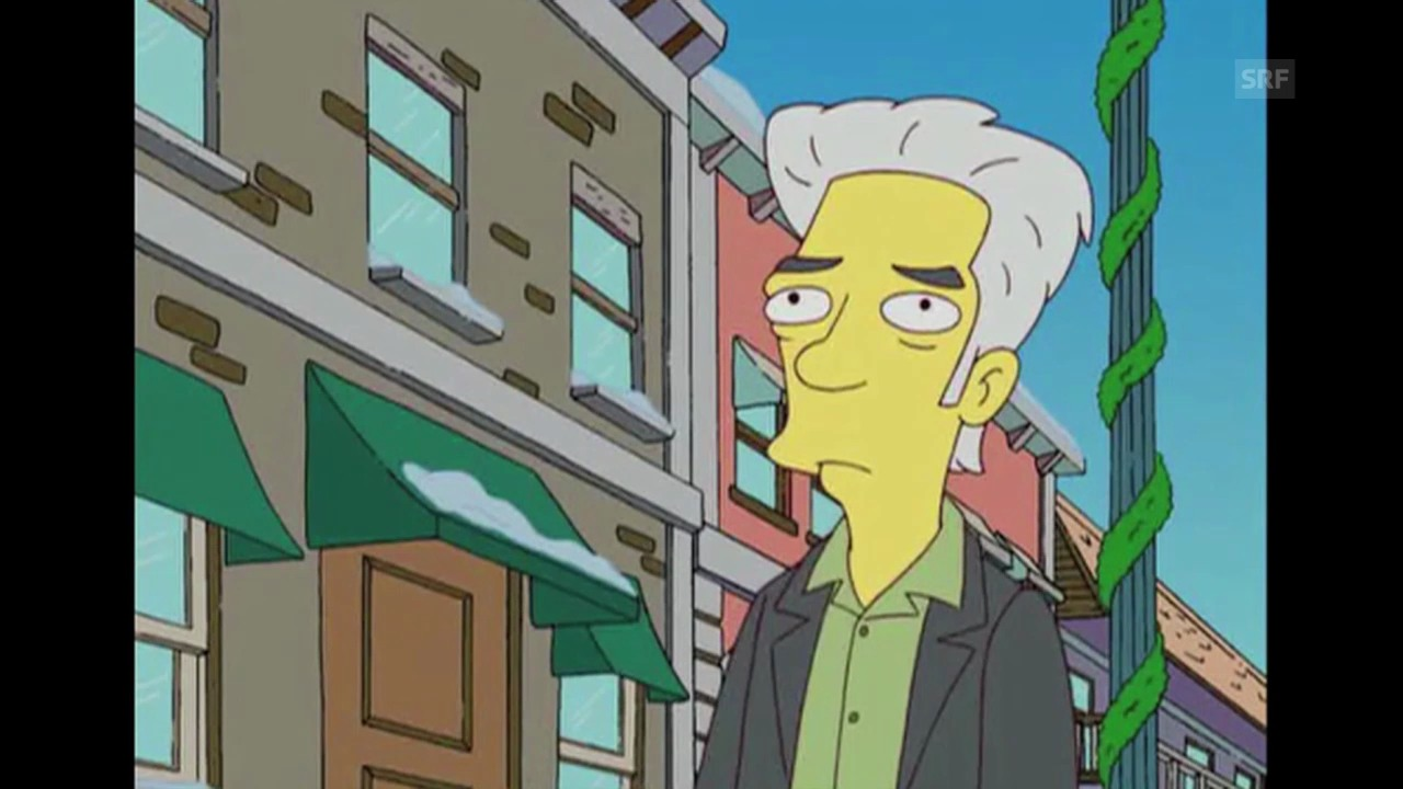 Jim Jarmusch (The Simpsons, Fox)