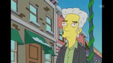 Video «Jim Jarmusch (The Simpsons, Fox)» abspielen
