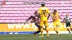 Video «Fussball: Servette - Luzern» abspielen