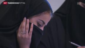 Video «Mutige Frauen in Saudi-Arabien» abspielen