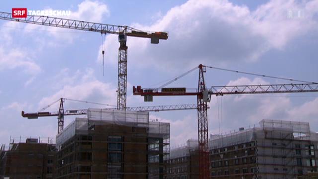Zenit in der Baubranche scheint erreicht