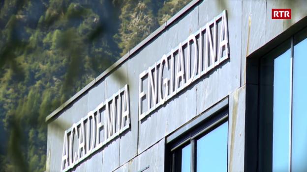 Laschar ir video «Academia Engiadina»