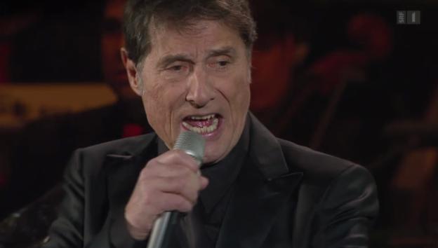 Video «Konzertausschnitte: «Udo Jürgens – Einfach ich»» abspielen