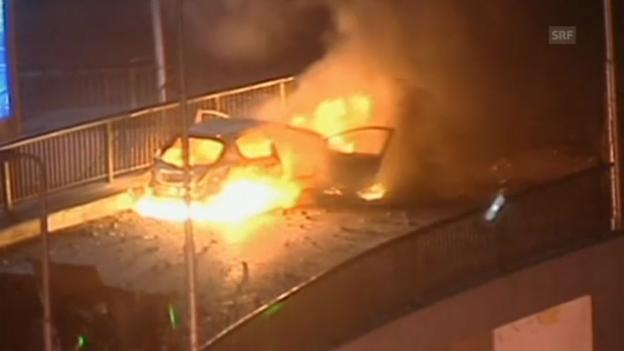 Video «Situation in Ägypten eskaliert» abspielen