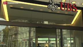 Video «UBS mit positivem Jahresbericht 2013» abspielen