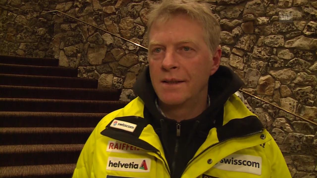 Interview mit Cheftrainer Walter Hlebayna