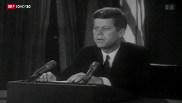 Video «Kuba-USA: Jahrzehnte der Eiszeit» abspielen